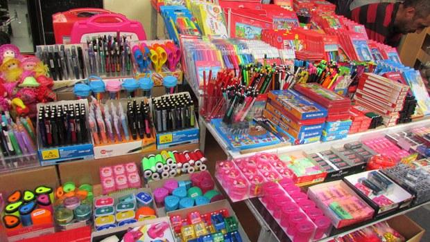 Okul alışverişi, okula başlama alışverişi, alışveriş