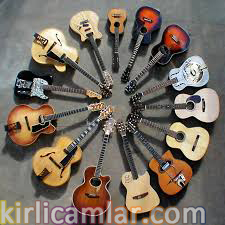 Gitarda solo parçalar, gitar çalma, gitar kursu