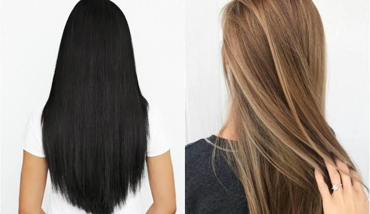 saç rengi açma, saç rengi açma yöntemleri, saç rengi nasıl açılır