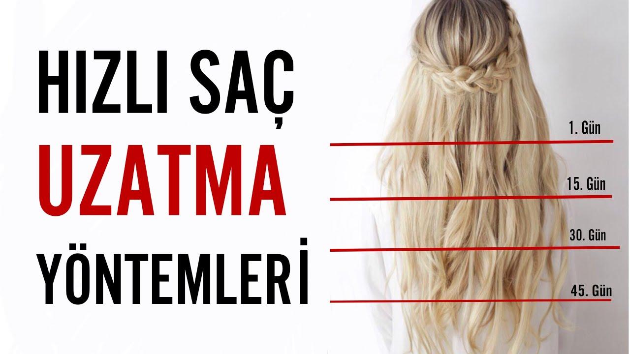 saç uzatma yöntemleri, doğal yollardan saç uzatma, saç nasıl uzatılır